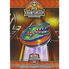 2007 BCS National Championship - Ohio State Buckeyes vs. Flordia Gators