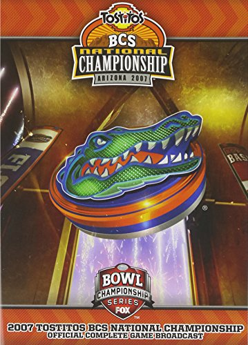 2007 BCS National Championship - Ohio State Buckeyes vs. Flordia Gators