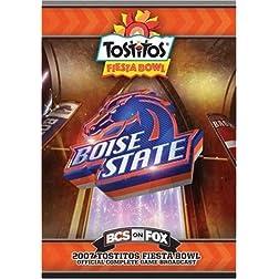 2007 Tostitos Fiesta Bowl - Boise State Broncos vs. Oklahoma Sooners