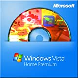 Microsoft Windows Vista Home Premium 64-bit for System Builders - 3 pack [DVD]