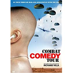 Combat Comedy Tour