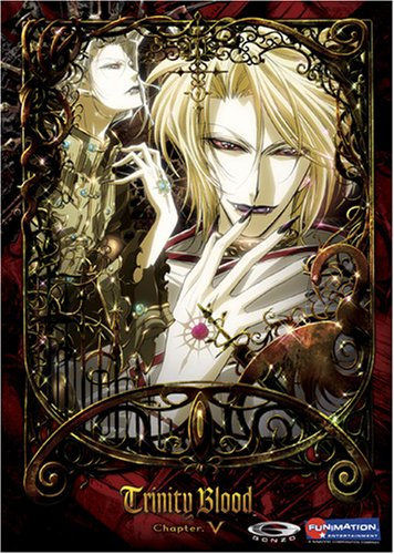 Trinity Blood - Chapter V (Limited Edition)