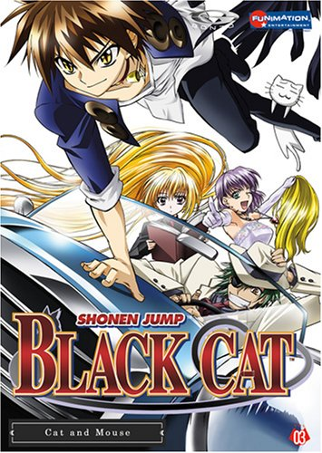 Black Cat, Vol. 3 - Cat and Mouse