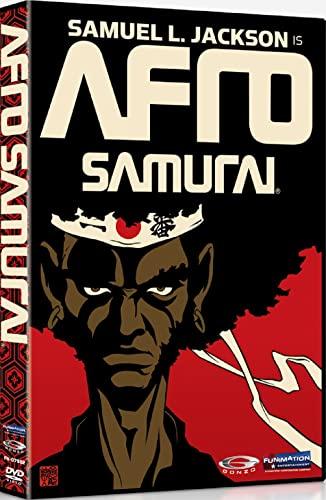 Afro Samurai (Edited)