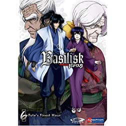 Basilisk, Vol. 6: Fate's Finest Hour