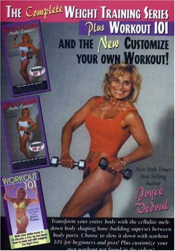 Joyce Vedral: The Complete Weight Training Series Plus Workout 101
