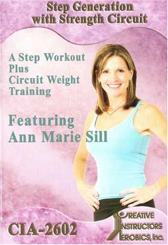 Ann Marie Sill: Step Generation with Strength Circuit with Ann Marie Sill