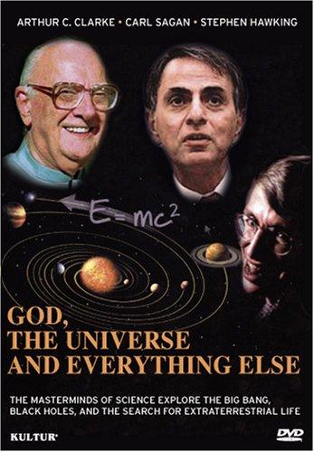 Stephen Hawking - God, the Universe, & Everything / Carl Sagan, Arthur C. Clarke