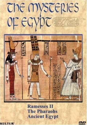 Mysteries of Egypt Boxed Set / Ramesses II, The Pharaohs, Ancient Egypt