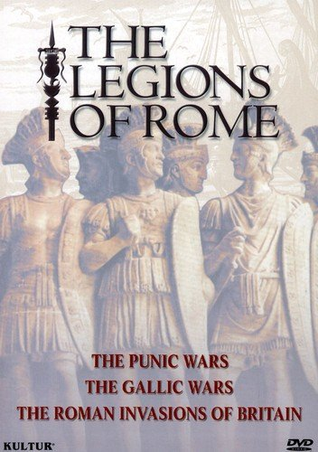 Legions of Rome Boxed Set - Punic Wars, Gallic Wars, Roman Invasions of Britain