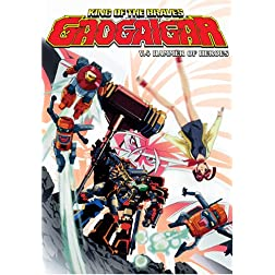 Gaogaigar, Vol. 4: King of Braves - Hammer of Heroes
