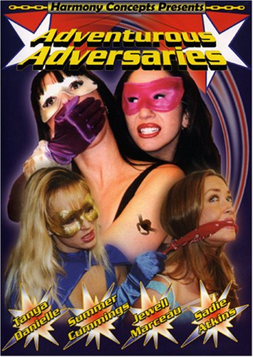 Adventurous Adversaries DVD From Harmony Concepts