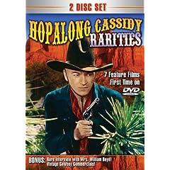 Hopalong Cassidy Rarities 2-DVD