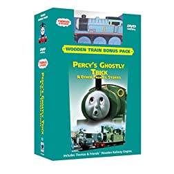 Thomas & Friends - Percy's Ghostly Trick (With Toy)
