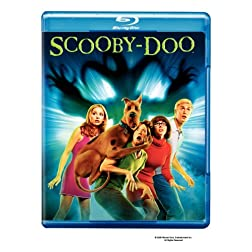 Scooby Doo - The Movie [Blu-ray]