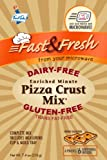 Dairy-Free Pizza Crust