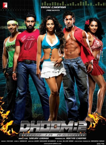 Dhoom 2 Back in Action