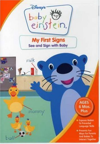 Baby Einstein - My First Signs
