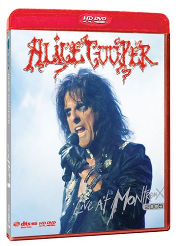 Alice Cooper - Live at Montreux 2005 [HD DVD]