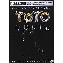 Toto - Live in Amsterdam (25th Anniversary) [HD DVD]