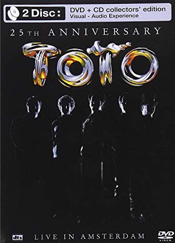 Toto - Live in Amsterdam (25th Anniversary) [HD DVD]