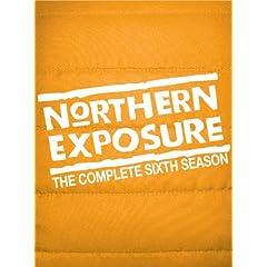 Northern Exposure - The Complete Sixth Season