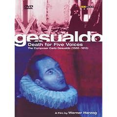 Gesualdo: Death for Five Voices - a film by Werner Herzog