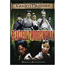 Crash Masters: Beautiful Swordswoman