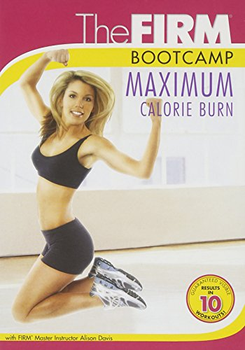 The Firm Bootcamp - Maximum Calorie Burn