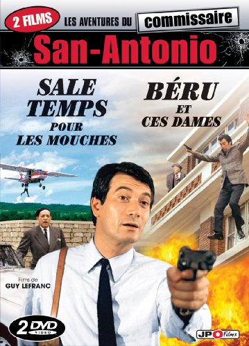 Aventures de San Antonio 2 DVD (French only)