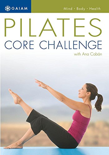 Pilates Core Challenge with Ana Caban