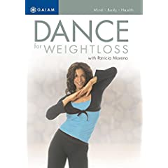 Dance for Weightloss With Patricia Moreno