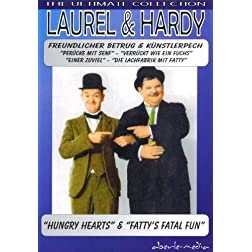 Laurel & Hardy Ultimate Collection Vol. 4