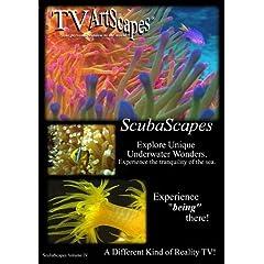 TV ArtScapes   -   ScubaScapes   Vol IV