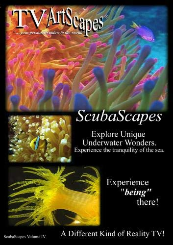 TV ArtScapes   -   ScubaScapes   Vol IV