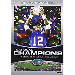 The National Champions 2006 Year-In-Review DVD