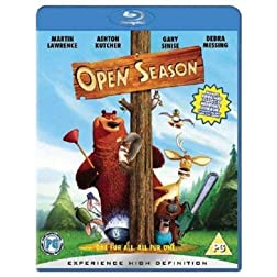 Open Season (2006) [Blu-ray]