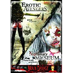 Erotic Avengers/Nightmare Museum