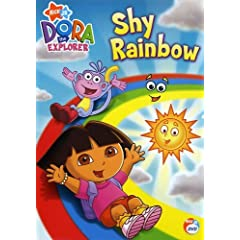 Dora the Explorer - Shy Rainbow