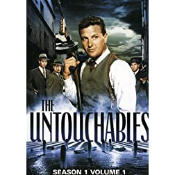 The Untouchables - Season One, Vol. 1
