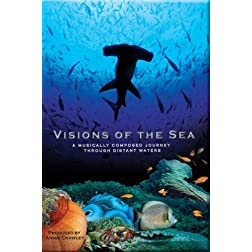 Visions of The Sea, DVD