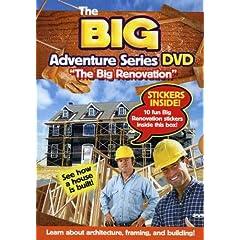 The Big Adventure Series: The Big Renovation