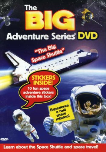 The Big Adventure Series: The Big Space Shuttle