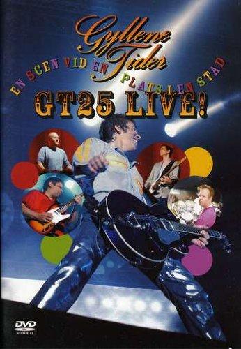 Gt 25 Live: En Scen Vid En Plats