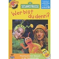 Sesamstrabe-Wer Bist Du Denn?