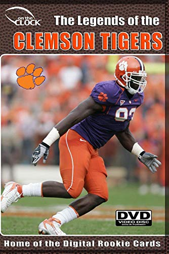 The Legends of the Clemson TigersThe Legends of the Clemson Tigers