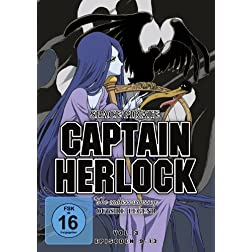 Vol. 3-Captain Herlock