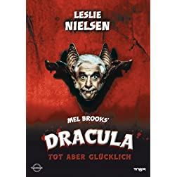 Mel Brook's Dracula-Tot Aber Glucklich