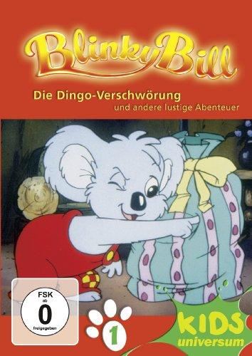 Vol. 1-Blinky Bill Staffel