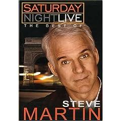 Saturday Night Live: Best of Steve Martin